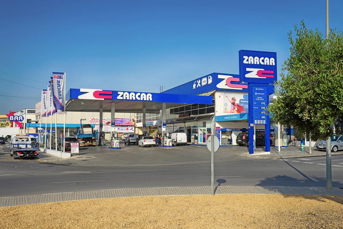 zarcar estacion Gasóleo Calefacción - Alicante